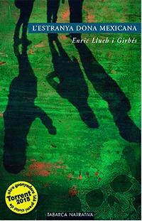 L'estranya dona mexicana by Enric Lluch i Girbés