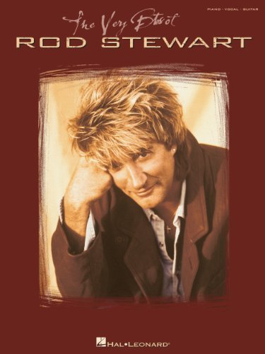 The Very Best of Rod Stewart Songbook (Piano/Vocal/Guitar Artist Songbook)