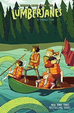 Lumberjanes, Vol. 3 by Noelle Stevenson