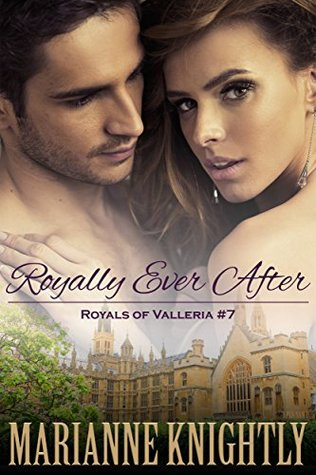 Royally Ever After(Royals of Valleria 7)