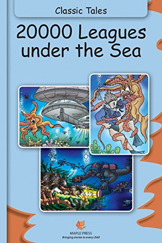 Classic Tales-20000 Leagues Under The Sea