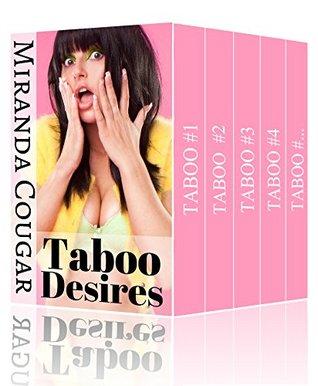 Taboo Desires by Miranda Cougar