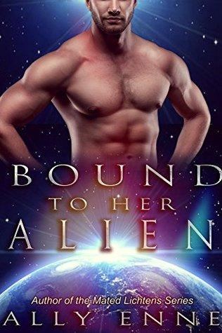 Bound to her Alien (Mated Lichtens, #3)