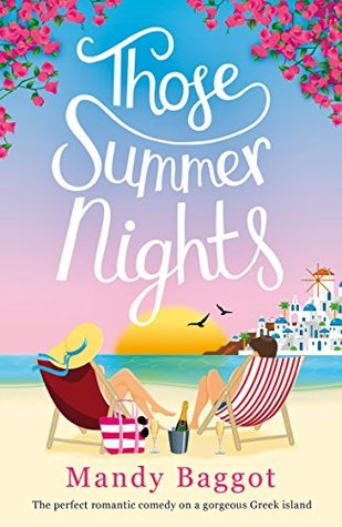 Review: Those Summer Nights by Mandy Baggot