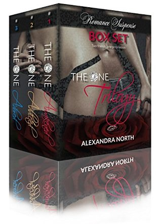THE ONE TRILOGY BOX SET - The One Awakened #1 The One Addicted #2 The One Adored #3