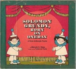 Solomon Grundy, Born on Oneday: A Finite Arithmetic Puzzle