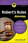 Robert's Rules Fo...