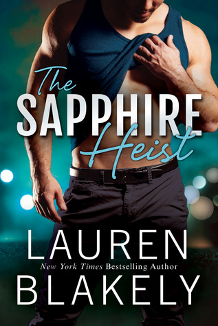 The Sapphire Heist by Lauren Blakely thumbnail