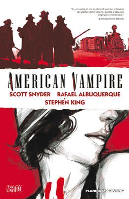 American vampire, vol. 1 by Scott Snyder