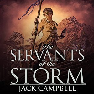 The Servants Of The Storm (The Pillars of Reality, #5)