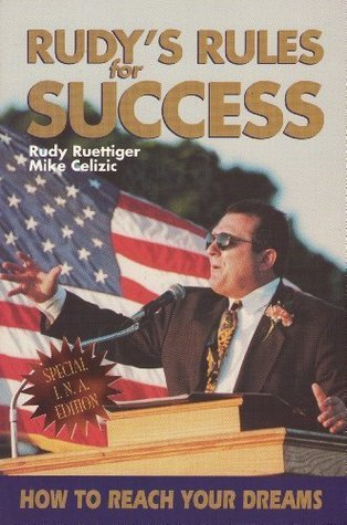 Rudy's Rules For Success