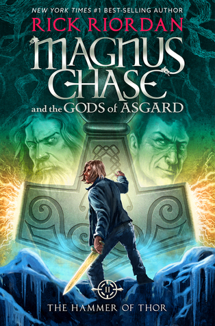 the hammer of thor magnus chase and the gods of asgard 2