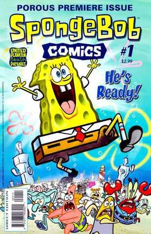 SpongeBob Comics #1