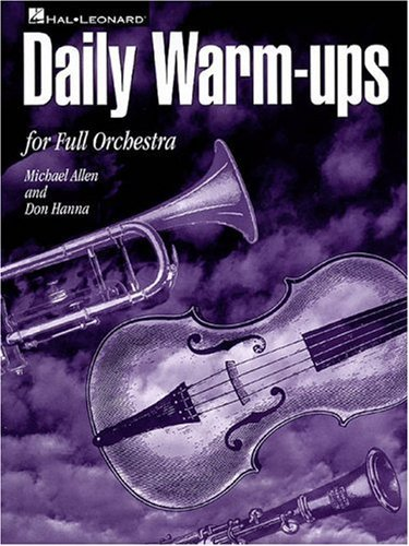 Daily Warm-Ups for Full Orchestra