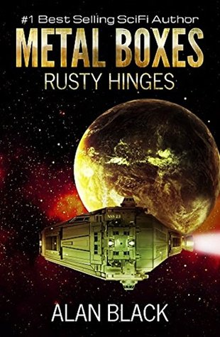 Rusty Hinges by Alan  Black