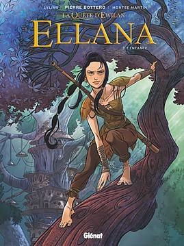 Enfance (Ellana, #1)