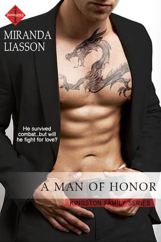 A Man of Honor (Kingston Family, #2)