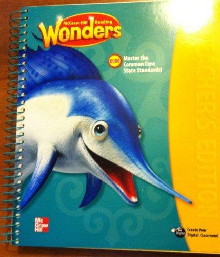 McGraw Hill Reading Wonders Grade 2, Unit 4. Teacher's Edition