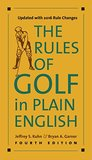 The Rules of Golf...
