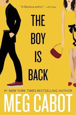 The Boy Is Back (Boy, #4)