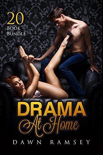 Erotica: Drama At Home (New Adult Romance Multi Book Mega Bundle Erotic Sex Tales Taboo Box Set)(New Adult Erotica, Fantasy, Fetish)