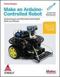 Make an Arduino Controlled Robot