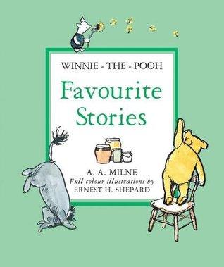 Favourite Winnie-the-pooh Stories