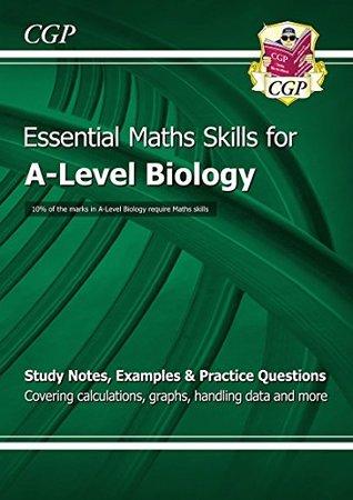 A-Level Biology: Essential Maths Skills