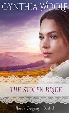 The stolen bride by Cynthia Woolf