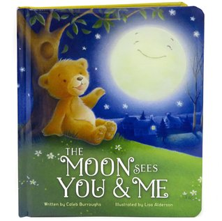 The Moon Sees You & Me