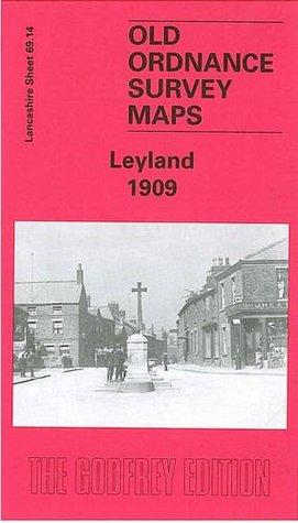 Leyland 1909: Lancashire Sheet 69.14