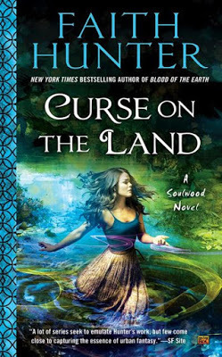 Review: Curse on the Land by Faith Hunter (@jessicadhaluska, @HunterFaith, @AceRocBooks)