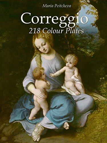 Correggio: 218 Colour Plates