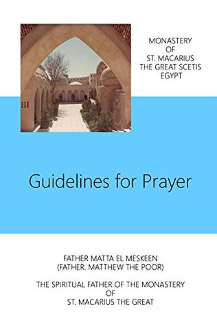 Guidelines for Prayer