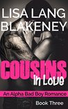 Book cover for Cousins In Love (Cousins, #3)