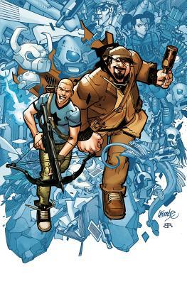 A&A: The Adventures of Archer & Armstrong, Volume 1: In the Bag