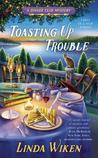 Toasting Up Trouble (Dinner Club Mystery #1)