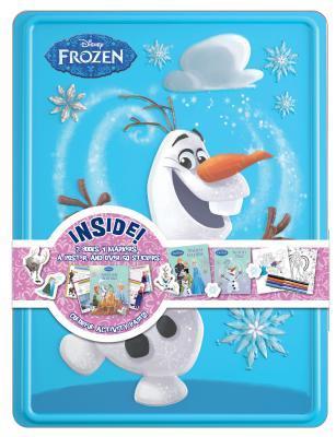 Happy Tin: Olaf