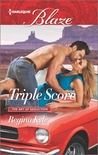 Triple Score (The Art of Seduction, #4)