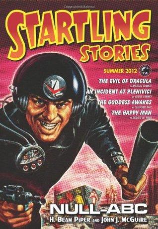 Startling Stories - Summer 2012