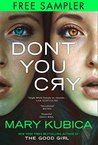 Don't You Cry: Free Sample