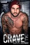 Crave Me by M.  Robinson