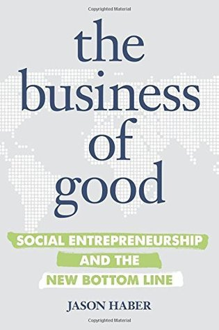 The Business of Good: Social Entrepreneurship and the New Bottom Line