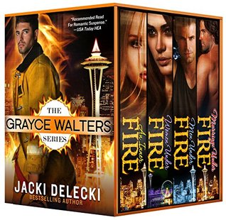The Grayce Walters Romantic Suspense Series The Grayce Walters Series by Jacki Delecki