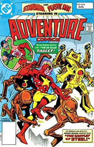 Adventure Comics (1938-) #474