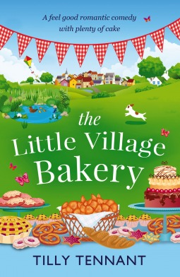 The Little Village Bakery (Honeybourne, #1)