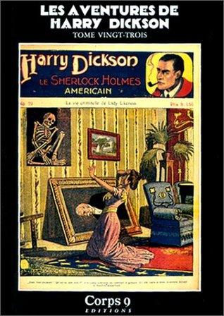 Les Aventures de Harry Dickson, Tome 23