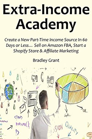 EXTRA INCOME ACADEMY (2016 bundle): Create a New Part-Time Income Source In 60 Days or Less... Sell on Amazon FBA, Start a Shopify Store & Affiliate Marketing (3 in 1 bundle)