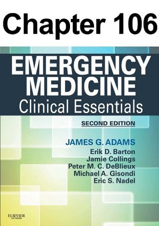 Allergic Disorders: Chapter 106 of Emergency Medicine