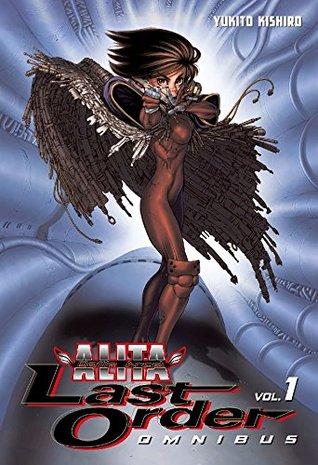 Battle Angel Alita: Last Order Omnibus Vol. 1